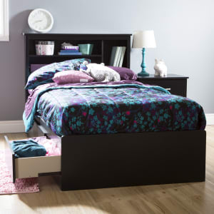 Step One - Mates Bed with 3 Drawers