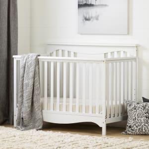 Savannah - Lit de bébé avec barrière de transition