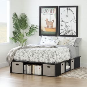 Flexible - Bed with Storage and Baskets
