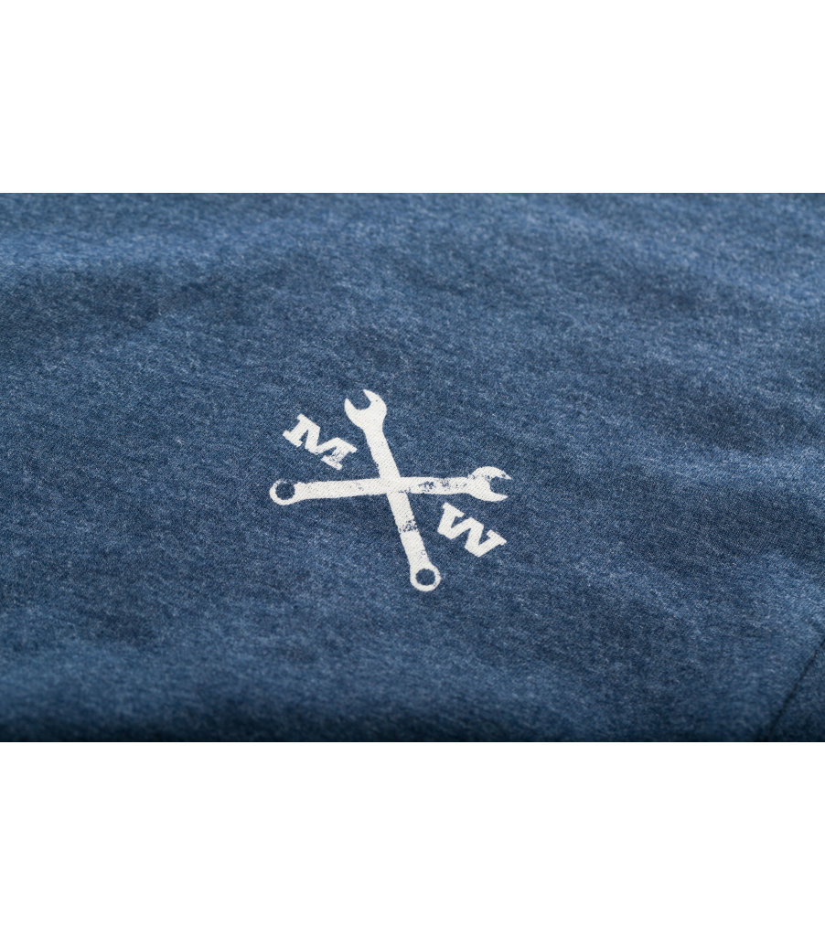 Race Division T-Shirt, Navy Blue, large image number 2