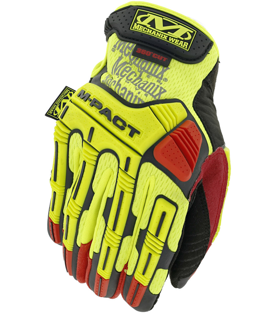Hi-Viz M-Pact® D4-360, Fluorescent Yellow, large image number 0