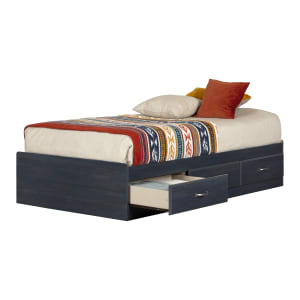 Ulysses - Mates Bed with 3 Drawers
