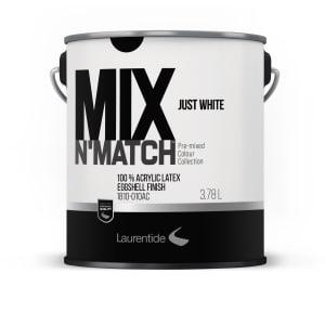Mix & Match - Peinture d'intérieur au latex coquille d'œuf