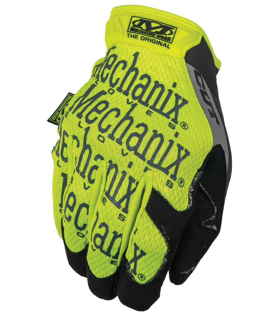 Hi-Viz Original® E5, Fluorescent Yellow, large image number 0