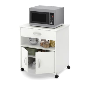 Axess - Microwave Cart on Wheels