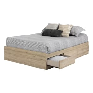 Induzy - Mates Bed with Storage Drawers