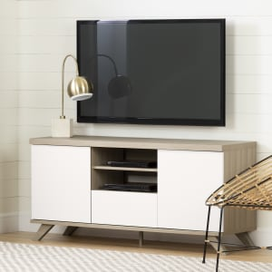 Cinati - TV Stand with Drawer and Doors