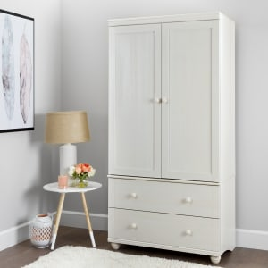 Hopedale - Storage Armoire With 2 Drawers