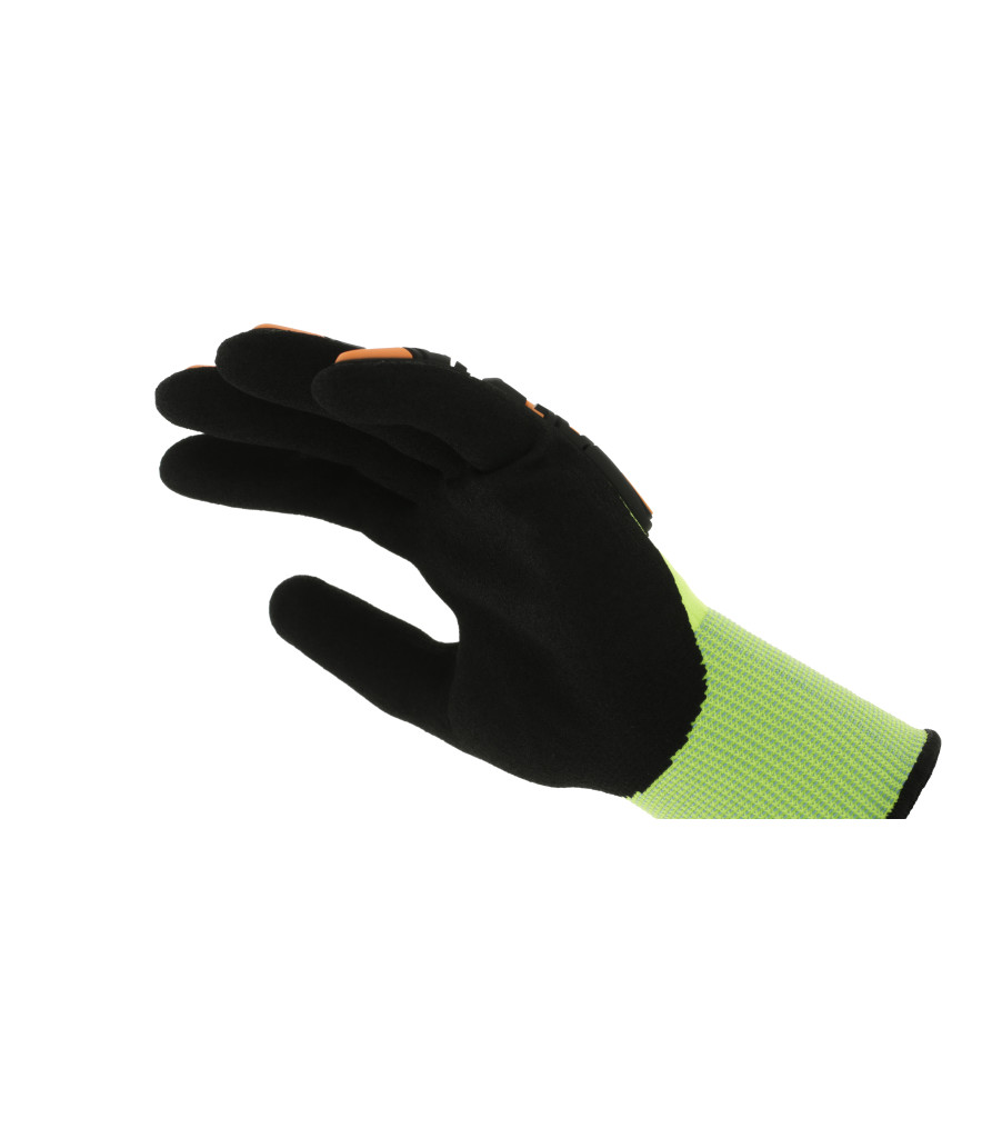 SpeedKnit™ M-Pact® Hi-Viz S5DP91, Fluorescent Yellow, large image number 5