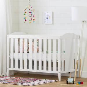 Reevo - 3-in-1 Convertible Crib