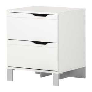 Kanagane - 2-Drawer Nightstand
