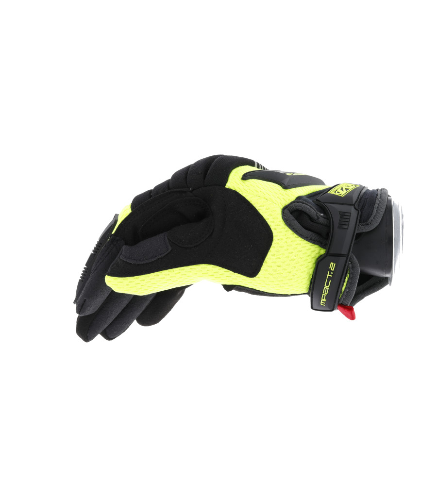 Hi-Viz M-Pact® 2, Fluorescent Yellow, large image number 3