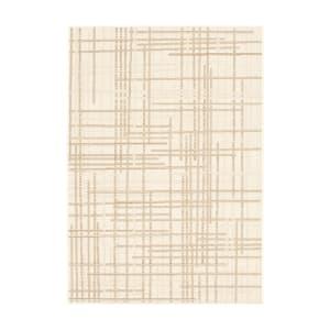Vito - Tapis décoratif Lignes minimalistes