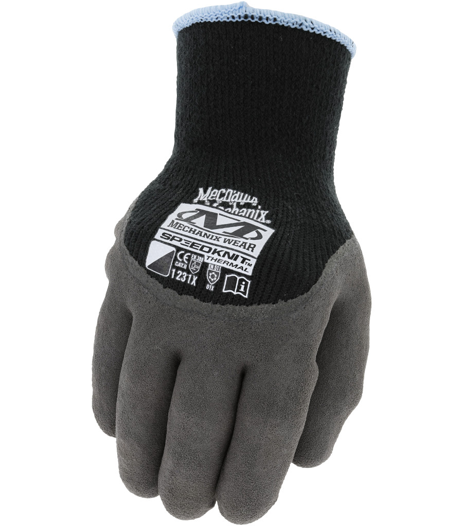 SpeedKnit™ Thermal, Black, large image number 0