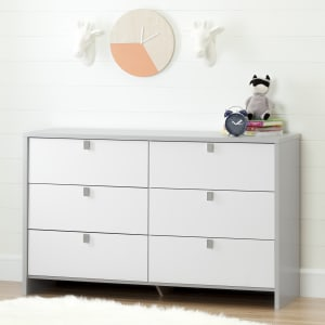 Cookie - 6-Drawer Double Dresser