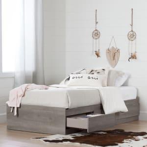 Savannah - Mates Bed with 3 Drawers
