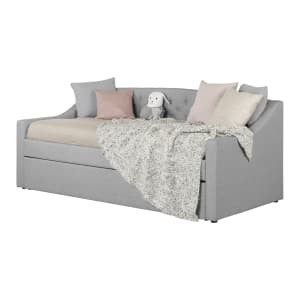 Tiara - Upholstered Daybed With Trundle