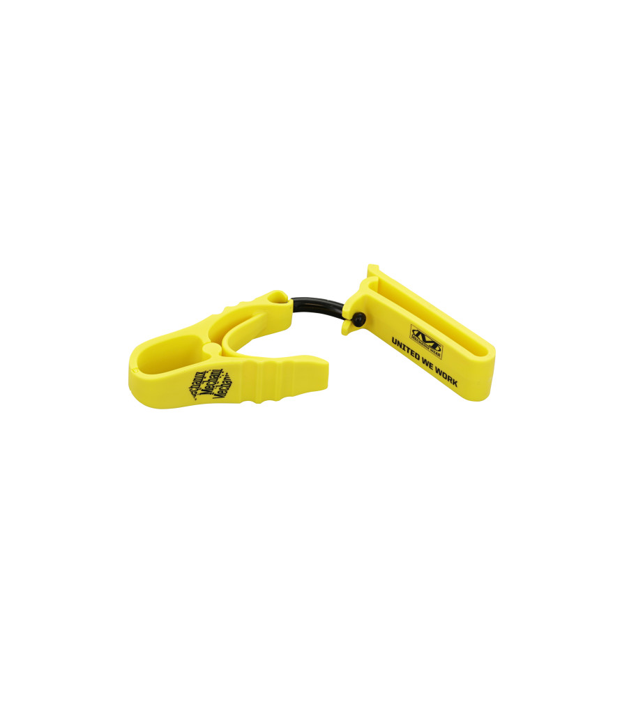 Glove Clip (Yellow), , large image number 0