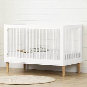 Balka - Baby Crib with Adjustable Height