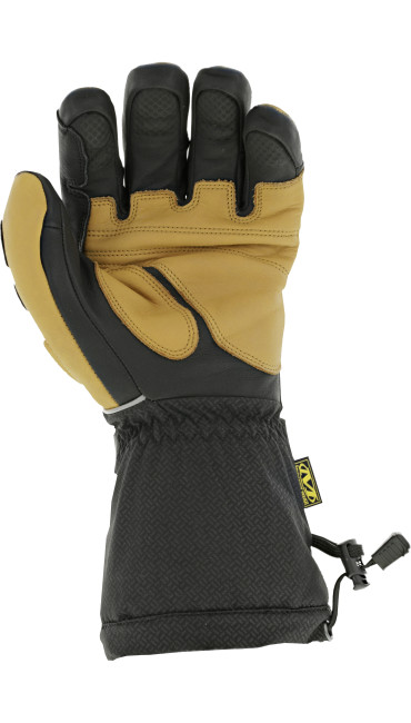 ColdWork M-Pact Heated Glove , Brown/Black, large