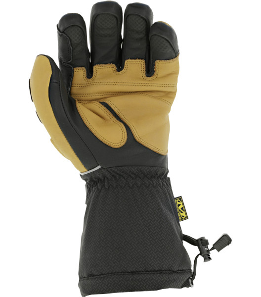ColdWork M-Pact Heated Glove, Brown/Black, large