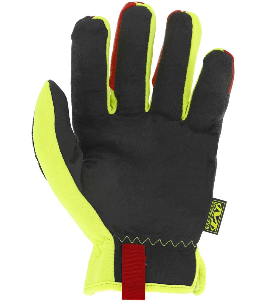 Hi-Viz FastFit® D4-360, Fluorescent Yellow, large image number 1