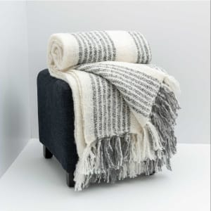 Wells - Woven Throw