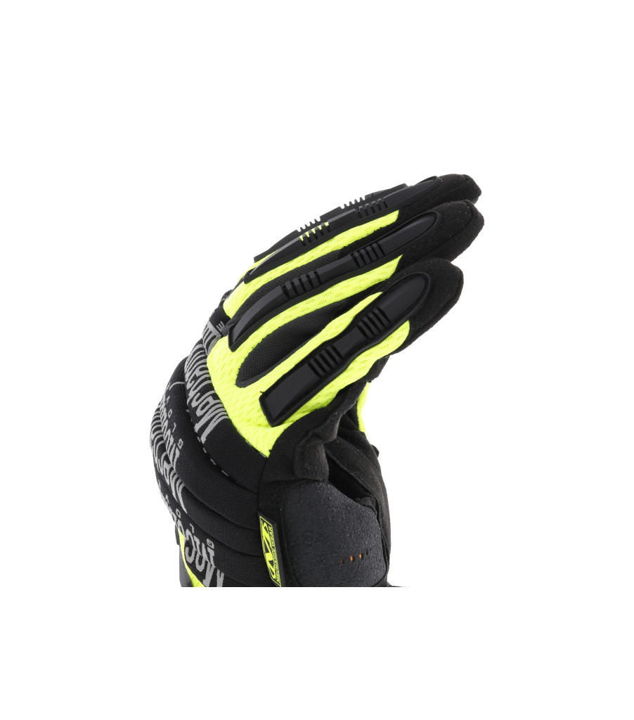 Hi-Viz M-Pact® 2, Fluorescent Yellow, large image number 4