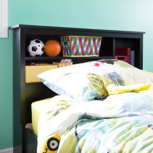 Vito - Bookcase Headboard