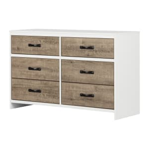 Hankel - 6-Drawer Double Dresser