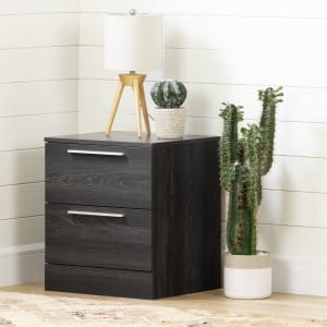 Step One Essential - 2-Drawer Nightstand