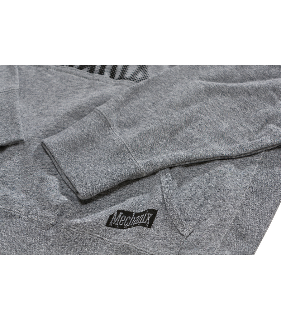The Original® Logo Hoodie, Grey Heather, large image number 2