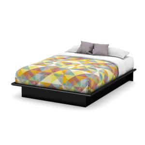Step One - Platform Bed
