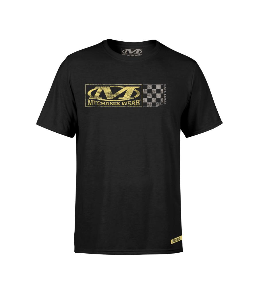 Velocity Gold Edition T-Shirt, Black, large image number 0