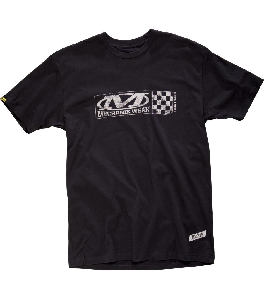 Velocity T-Shirt, Black, large image number 0