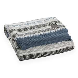 Lodge - Patterned Throw Blanket