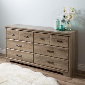 Versa - 6-Drawer Double Dresser