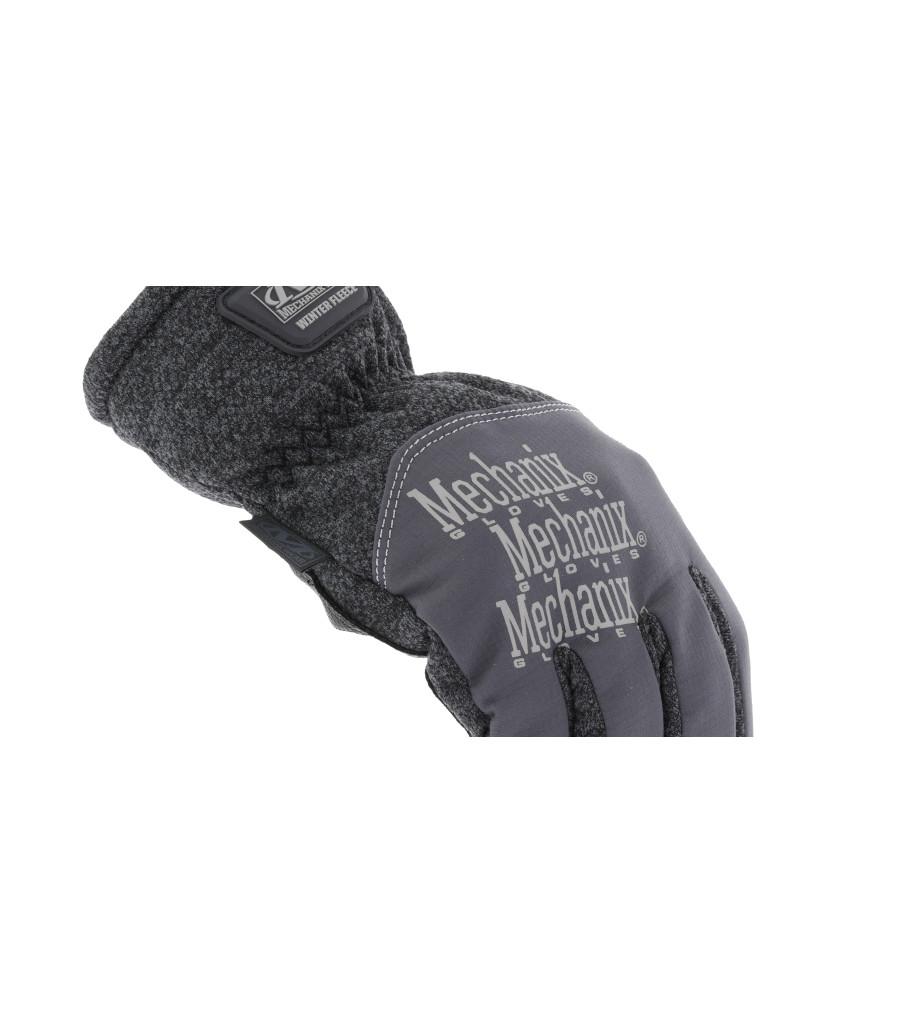 Winter Fleece, Grey/Black, large image number 2