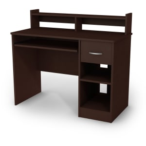 Axess - Desk with Keyboard Tray