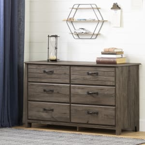 Ulysses - 6-Drawer Double Dresser