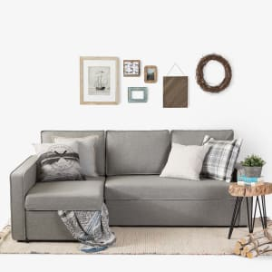 Live-it Cozy - Sofa-Bed with Storage