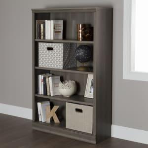 Morgan - 4-Shelf Bookcase