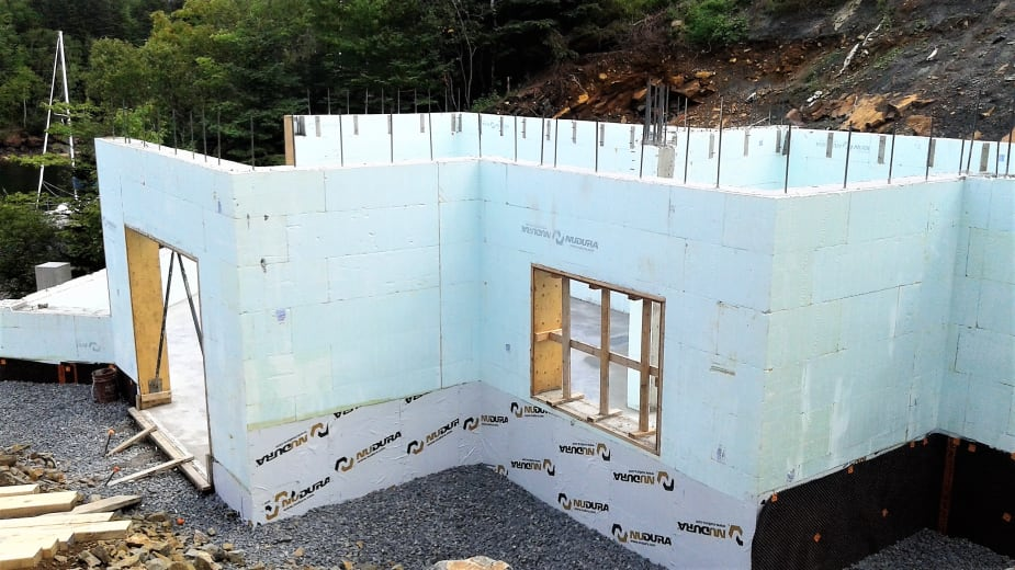 Myth Busting: How Sustainable is ICF Construction? on icf green homes, timber frame homes, concrete block homes, best icf homes, nudura block homes, ice block homes, wood block homes, icf homes florida, log block homes, icf concrete homes, aac block homes,