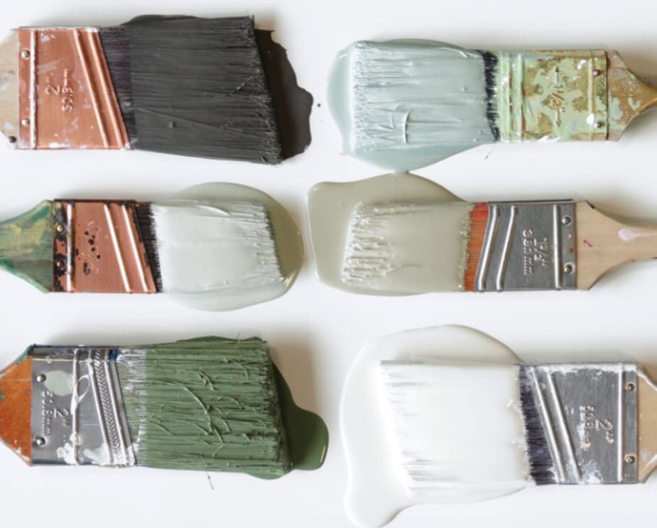 Our Top 8 Picks for Sustainable Interior Paint (with prices!)