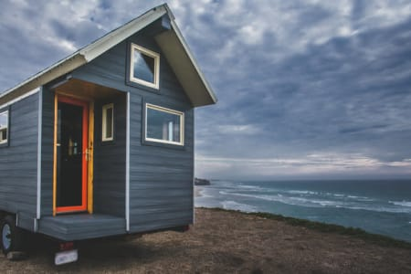 5 Prefab Tiny Homes under $75,000 on mobile security, home improvement financing, mobile marketing, mobile banking, mobile gardens, commercial financing, mobile health care,