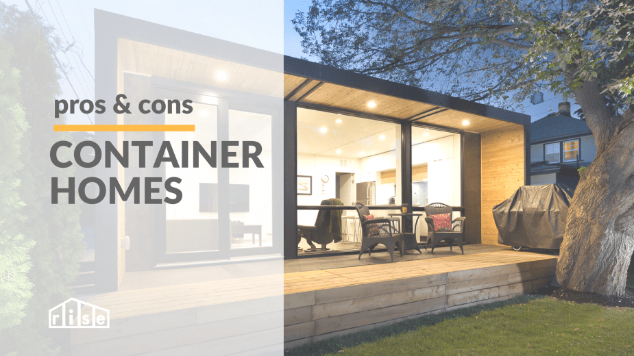 Container Homes Pros And Cons