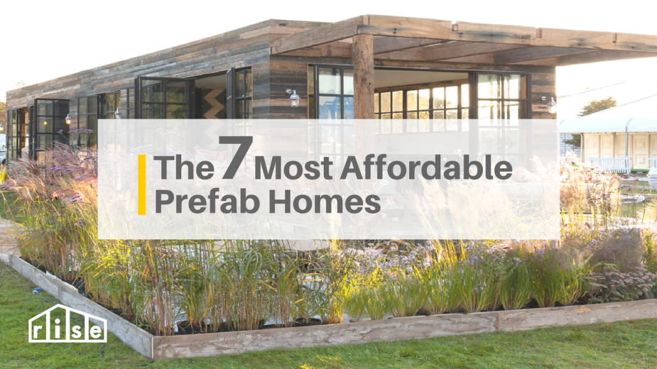 Admirable The 7 Most Affordable Sustainable Prefab Homes Download Free Architecture Designs Lectubocepmadebymaigaardcom