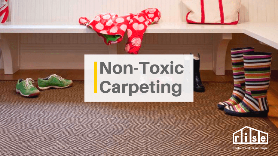 non-toxic carpeting