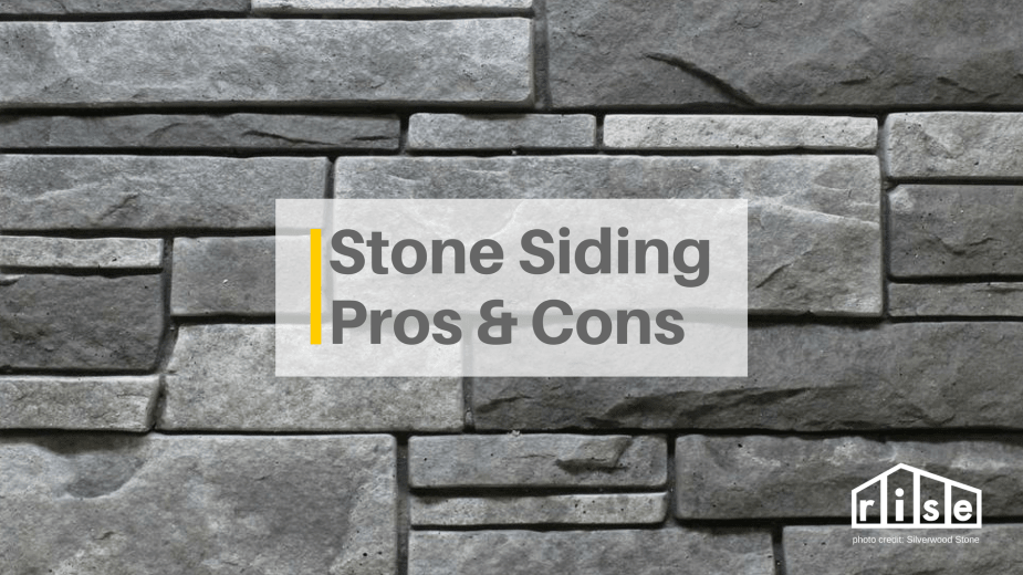 Stone Siding and Stone Veneer Siding: Pros and Cons