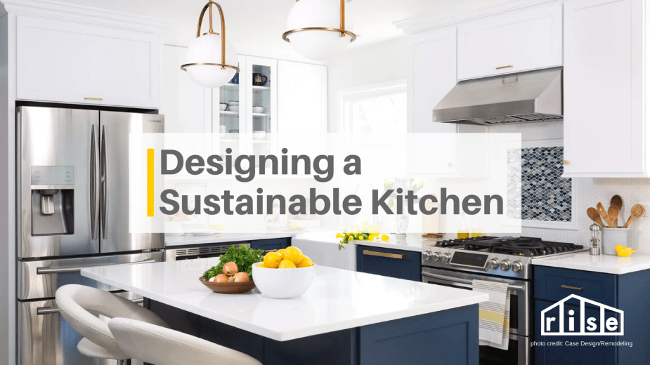 Designing a Sustainable Kitchen